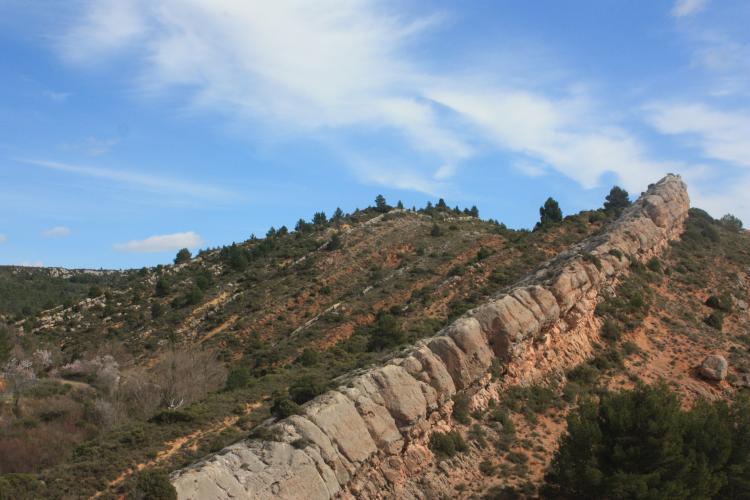La rando des géologues